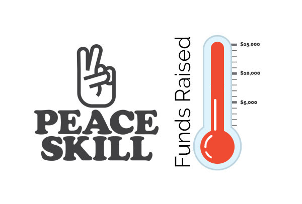 Peaceskill Gun Buyback - Funds Raised, $15,000