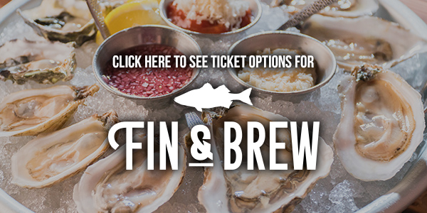 Click here to see ticket options for Fin & Brew
