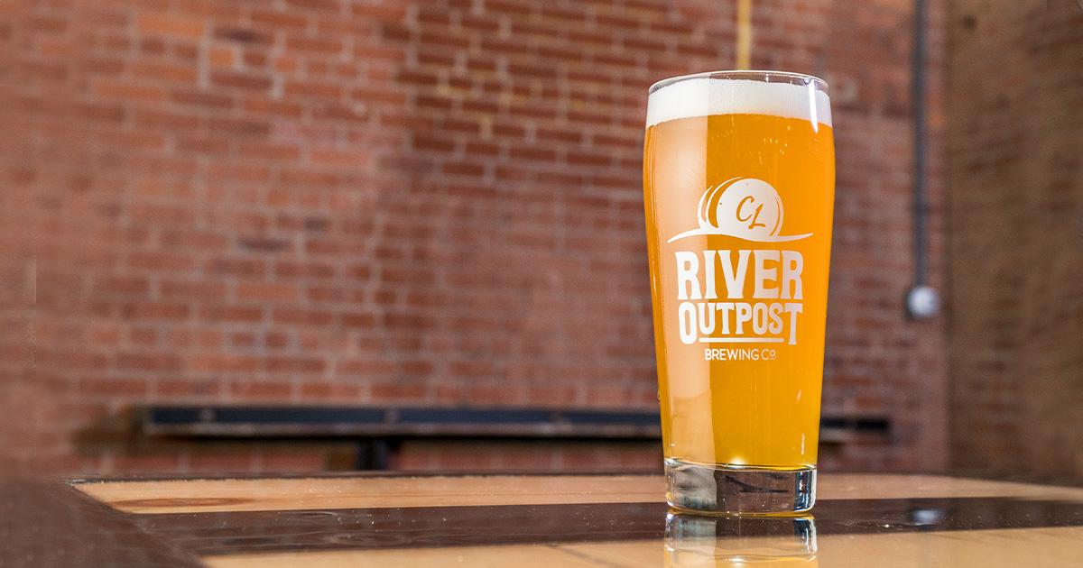 beer slide background