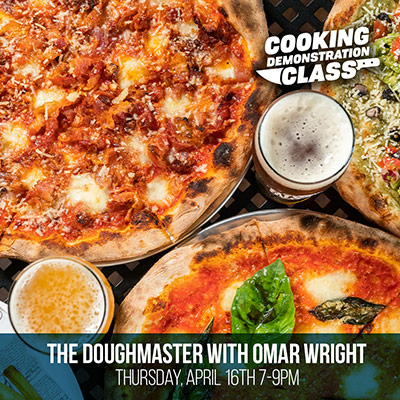 The Doughmaster with Omar Wright